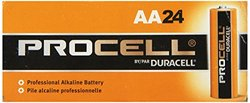 Duracell Alkaline Battery Aa 1.5 V Box/24