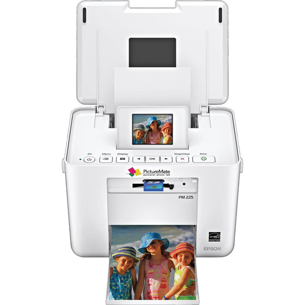 Epson Pm225 Picturemate Charm Compact Photo Inkjet Printer