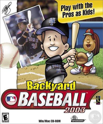 ... 2004 Backyard Baseball, ... - Backyard Baseball, 2004 - Check Back Soon - BLINQ