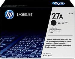 HP C4127A Laserjet 27A Cartridge - Retail Packaging - Black
