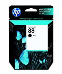 HP 88 Black Officejet Ink Cartridge C9385AN