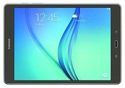 "Samsung Galaxy Tab A 9.7"" Tablet 16GB Android 5 -Titanium (SM-T550NZAAXAR)"