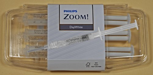 Philips Zoom Day White 14 Hydrogen Peroxide Tooth Whitening Gel Pack Of 3