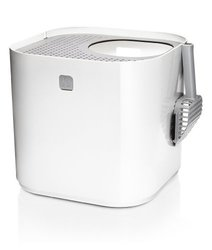 Modkat Award Winning Litter Box (White) MK100