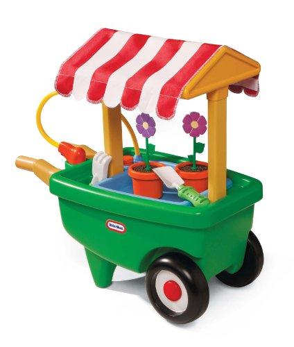 Little Tikes 2 In 1 Garden Cart And Wheelbarrow