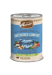 Merrick Classic Grain Free Smothered Comfort Canned Dog Food - 12(13.2 Oz)