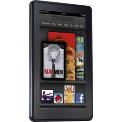 "Amazon 1st Gen Kindle 7"" Tablet 512 MB Dual Core 8 GB Android - Black"