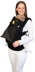 LILLEbaby Complete All Seasons 6-in-1 Baby Carrier - Black