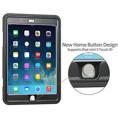 buy online ab1fd 01726 iPad mini Case, New Trent Gladius Mini iPad Case Compatible: iPad ...