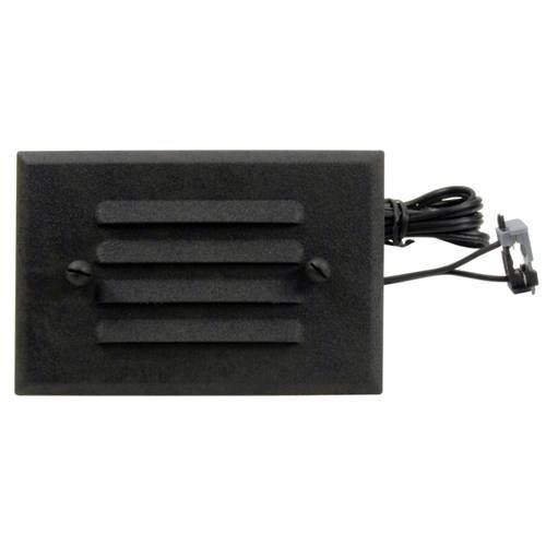 Malibu Lighting 8406240301 3w Low Voltage Led Half Brick Deck Step Light Oil Rubbed