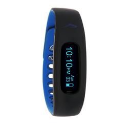 Everlast Waterproof Fitness Activity Tracker/Sleep Monitor Watch - Black