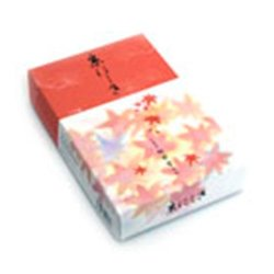 Shoyeido Kyoto Autumn Leaves Incense Sticks - Kyo-Nishiki - 450 Sticks
