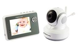 Foscam Wireless Digital Nightvision & Two-Way Audio Baby Monitor (FBM3501)