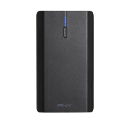 PNY PowerPack Portable Universal Power Bank - Black (P-B7800-14S02-RB)