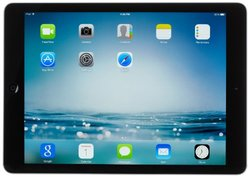 Apple iPad Air 16GB, Wi-Fi + T-Mobile - Black/Space Gray (MF496LL/A)