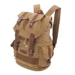 koolertron DSLR SLR Camera Canvas shoulder bag for Sony Canon Nikon Olympus BBK2