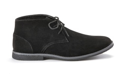 Oak & Rush Men's Chukka Boots - Black - Size:12