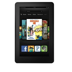 "Amazon Kindle Fire 7"" Tablet 8GB Android - Black (B0051VVO5S)"