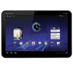 Motorola XOOM MZ600 32GB Wi-Fi Verizon 10.1in Black 3G