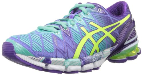 new arrival 5e001 9bf47 ... ASICS Women s Gel-Kinsei 5 Running Shoes - Yellow Mint - Size  ...