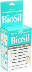 Natural Factors BioSil ch-OSA Advanced Collagen Generator (30 ml) 1 fl oz