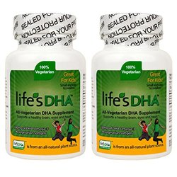 Martek Life's 100 mg All-Vegetarian DHA Supplement - 2-Pack - 90 Softgels