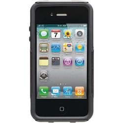 OtterBox Universal Commuter Case for iPhone 4 Black