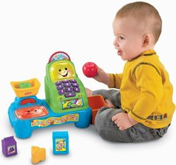Fisher-Price Laugh & Learn Magic Scan Market (W9741)