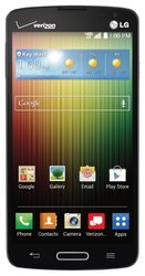 LG Lucid 3 8GB No-Contract Smartphone for Verizon - Black (VS876)