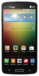 LG Lucid 3 8GB No-Contract Smartphone for Verizon - Black (VS876)
