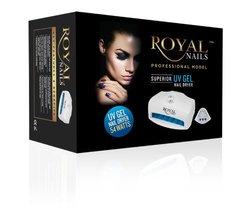Royal Nails 54 watt Professional UV Light Gel & Acrilic Nail Dryer (RN541)