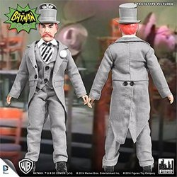 Batman 1966 TV Series 3: Mad Hatter Action Figure
