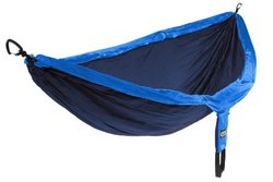 Eagles Nest Outfitters Double Nest Hammock - Navy/Blue