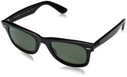 Ray-Ban Me's Wayfarer RB 2140 Sunglasses - Black/Crystal Green - Pk of 2