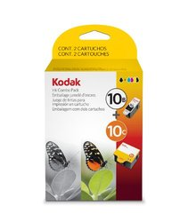 Kodak Ink Cartridge 10c Color 10b Black 8367849