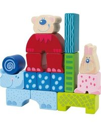 HABA Building Blocks Zoolino Maxi 16 Pieces