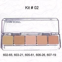 Cinema Secrets Ultimate Corrector 5-in-1 Palette, Kit #2