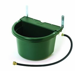 Little Giant Duramate Automatic Waterer, Green