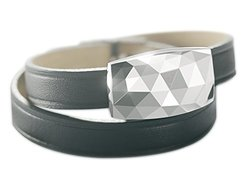 Netatmo JUNE Sun Monitoring Bracelet Platinum Platinum