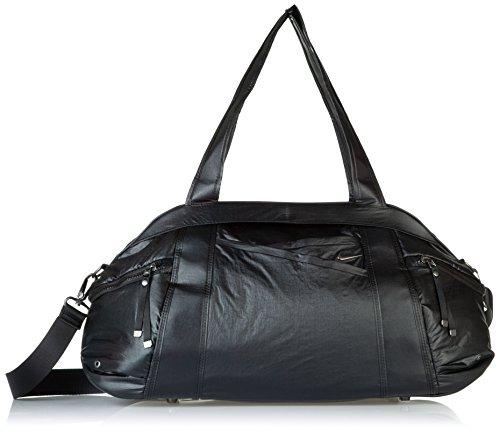 1ed15b6bf8b5 ... Black Nike Women s Victory Gym Club Duffel Bag
