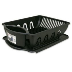 Sterilite 06418006 Ultra Sink Set - Black