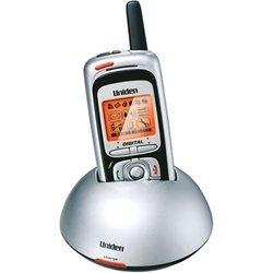 Uniden DCX770 Handset Charger DMX700/DCT600 Expandable Phones Silver/Black
