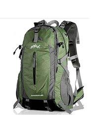 Aonijie 50L Waterproof Outdoor Backpack - Army Green