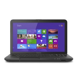 "Toshiba Satellite C855D 15.6"" Laptop 1.7GHz 4GB 500GB Win8 (PSCBQU-00E007)"