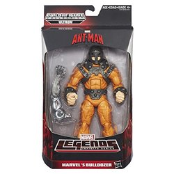 Marvel Legends Infinite Series Bulldozer Action Figure