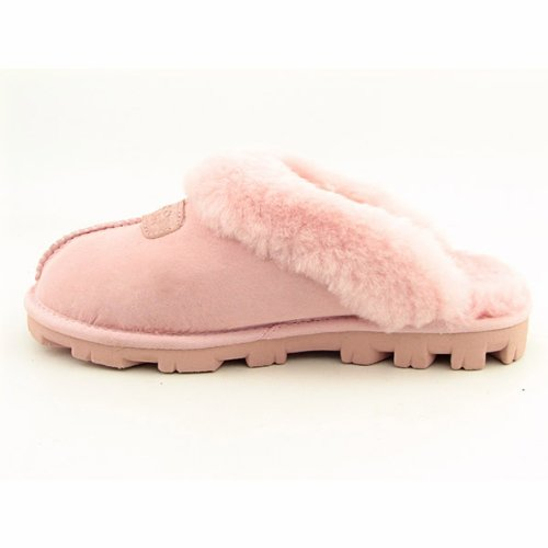26b458a2359 UGG Australia Women's Coquette Slippers Baby Pink Size 9 - Check ...