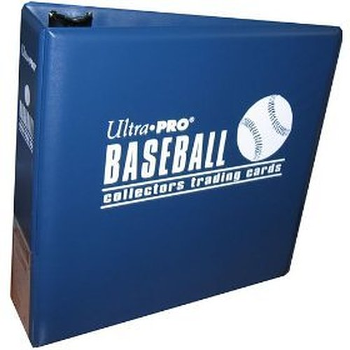 Ultra Pro Card Baseball Card Album 3 Inch D Ring Binder And A