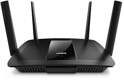 Linksys Dual-Band Gigabit Router with USB 3.0 eSATA (EA8500)