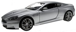 Azimporter 1:14 Aston Martin Dbs Wireless Radio Remote Control Electric Toy Car Silver