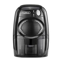 VonHaus 0.5 Liters Compact Mini Portable Air Dehumidifier - Black